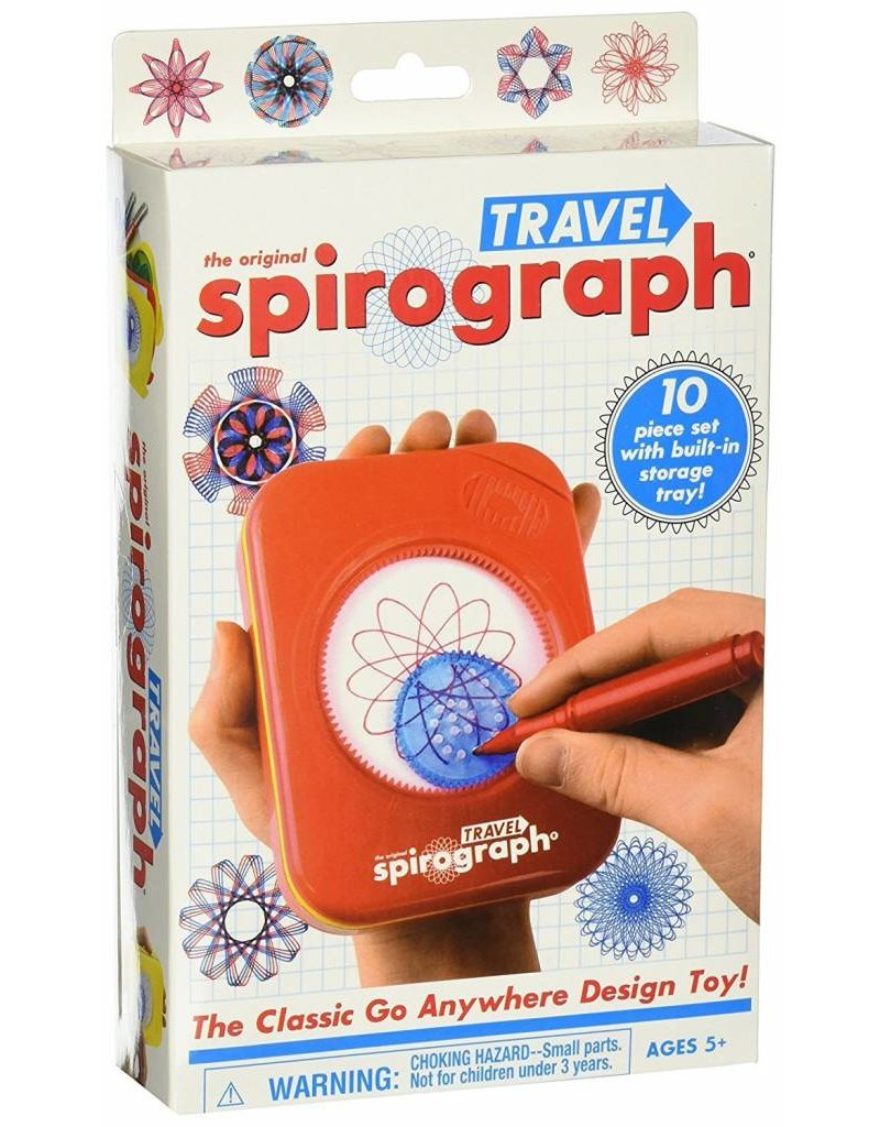 Spirograph Travel by Kanootz