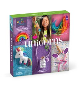 I Love Unicorns Kit by Craft-tastic