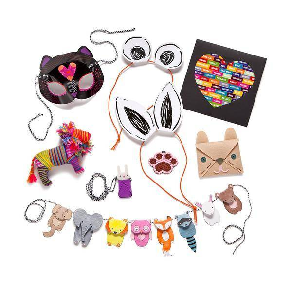 I Love Animals Kit by Craft-tastic