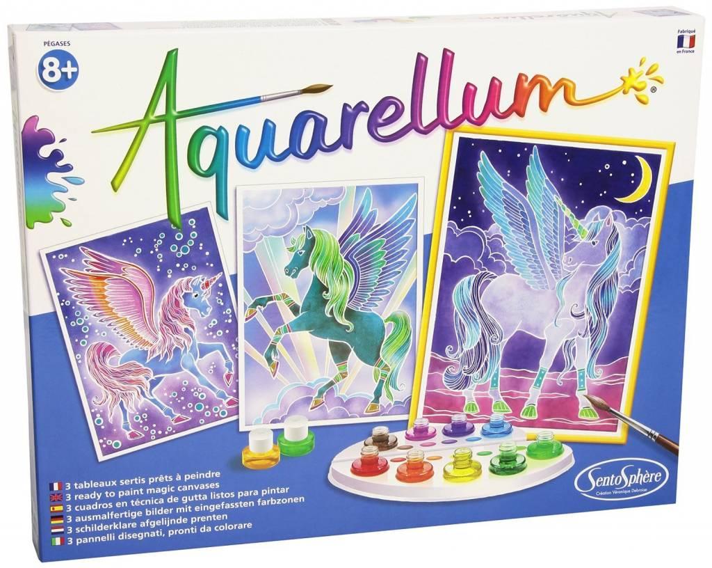 Aquarellum Phospho Painting Kit by Sentosphere
