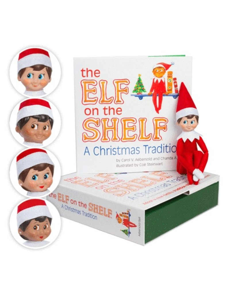 Elf on the Shelf - Boy or Gild