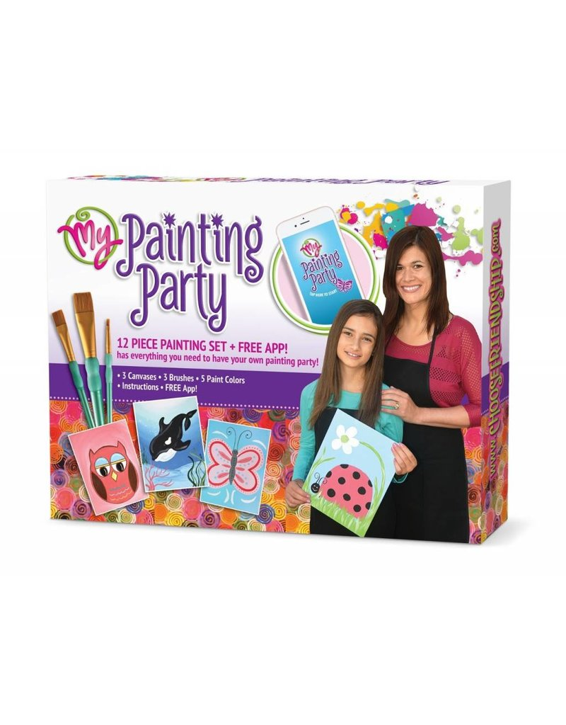 My Painting Party by Choose Friendship