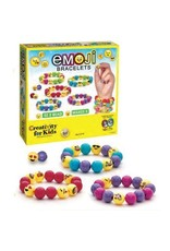 Emoji Bracelets Kit by Creativity for Kids
