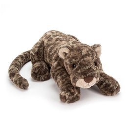 """Lexi Leopard 19"""" by Jellycat"""