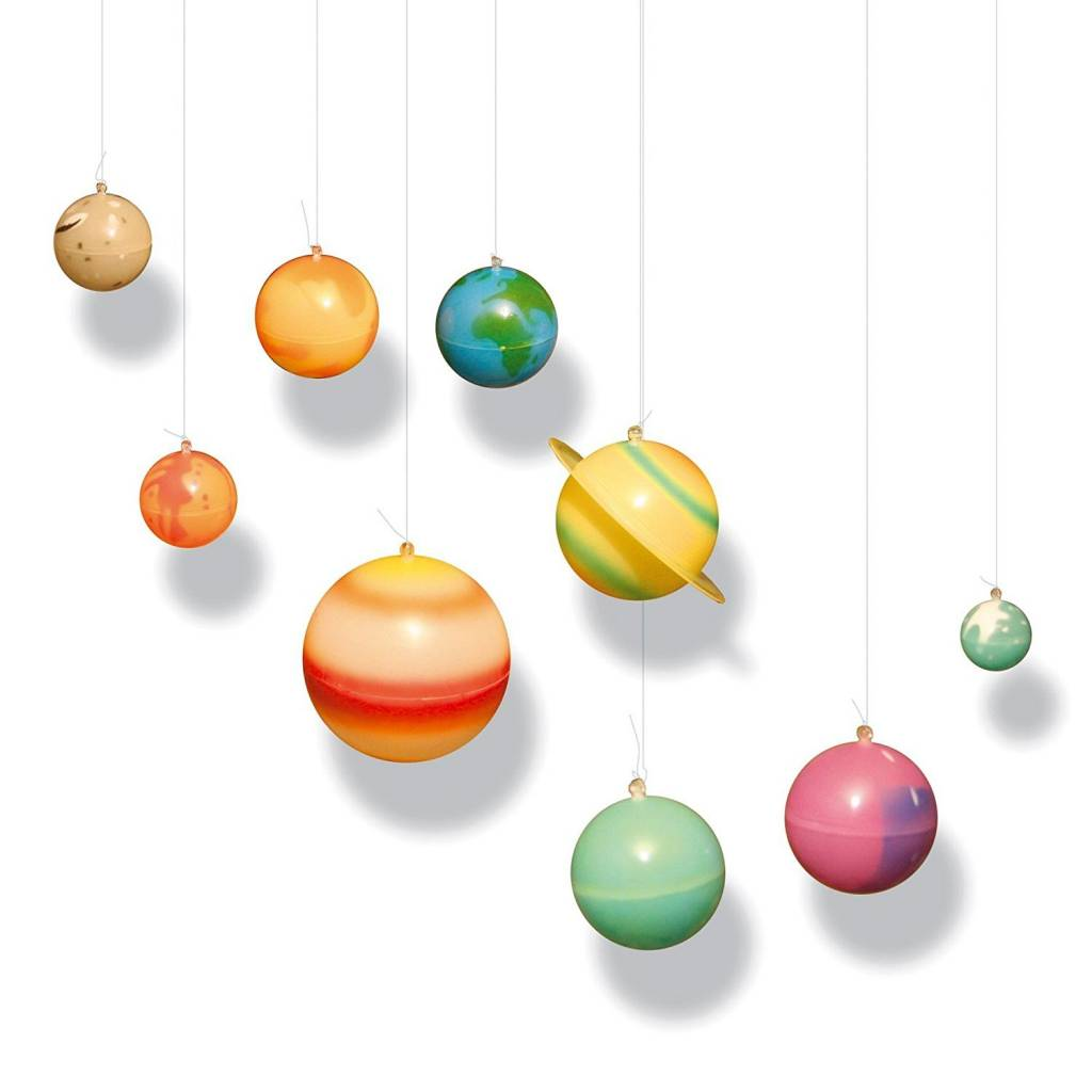 3-D Glowing Solar System by Great Explorations