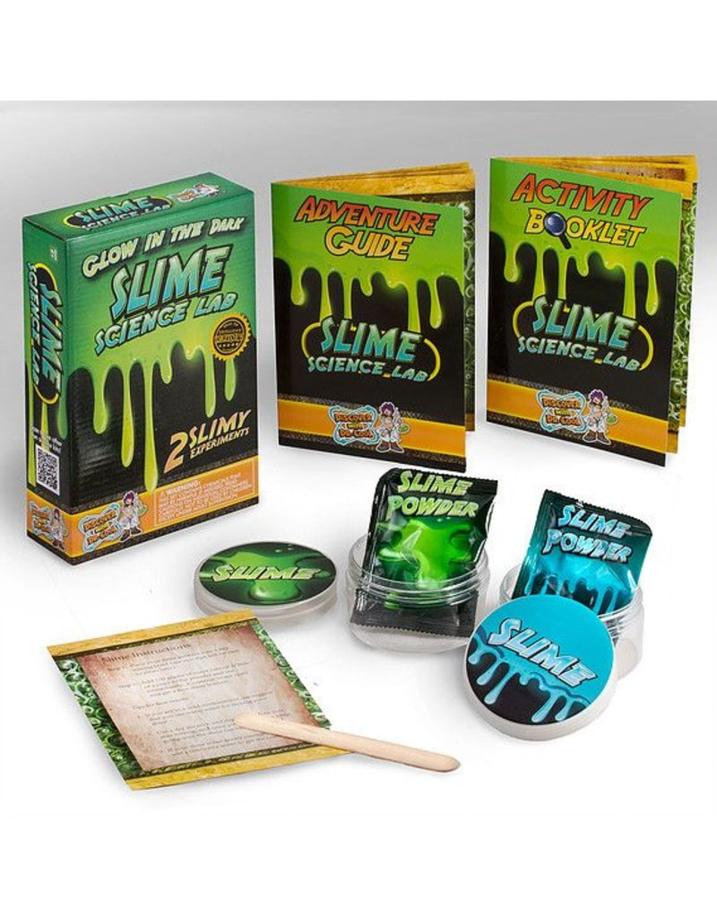 Slime Science Lab by Discover with Dr. Cool
