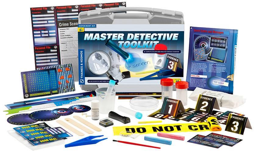 Master Detective Toolkit by Thames & Kosmos