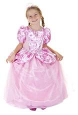 Royal Pretty Pink Princess Dress (4-7)