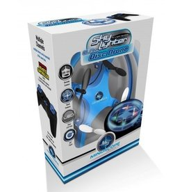 Mindscope Sky Lighter Glow Disc Drone by Mindscope