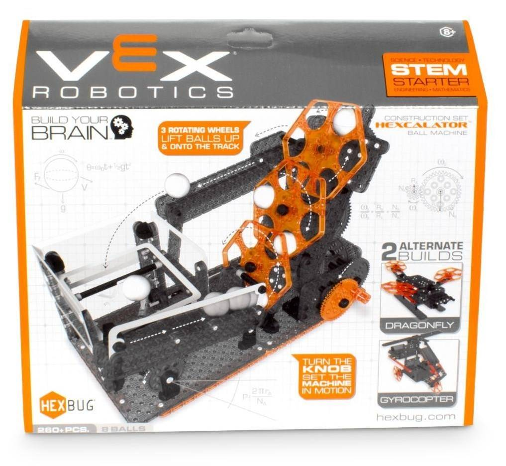 VEX Hexcalator Ball Machne by HEXBUG