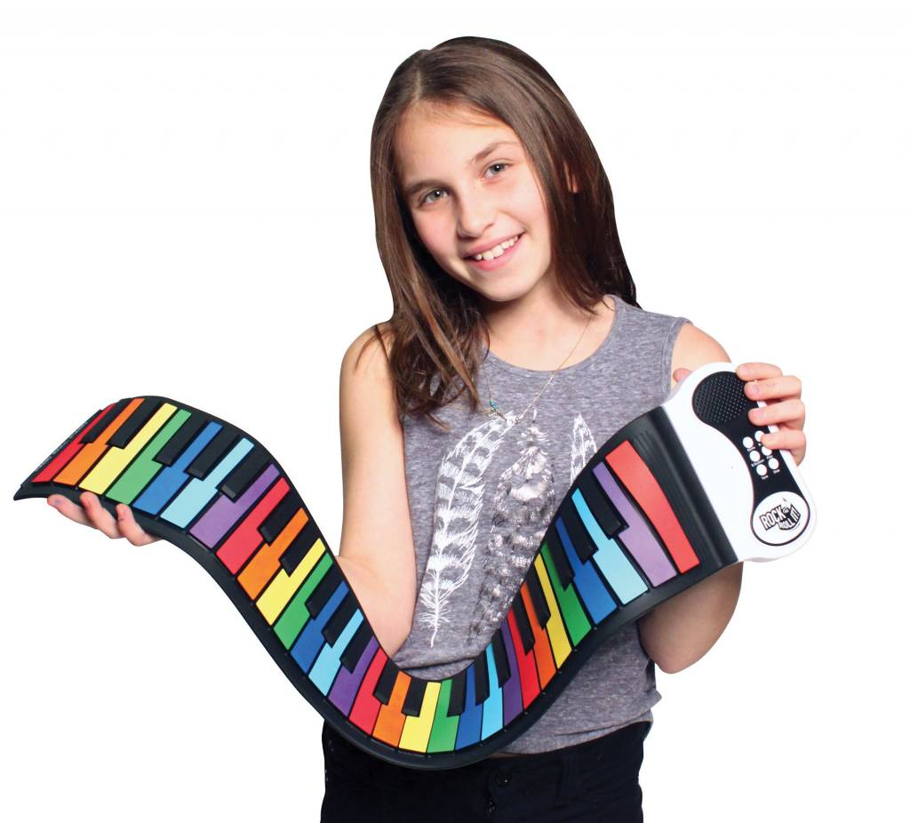 Rainbow Piano by MukikiM