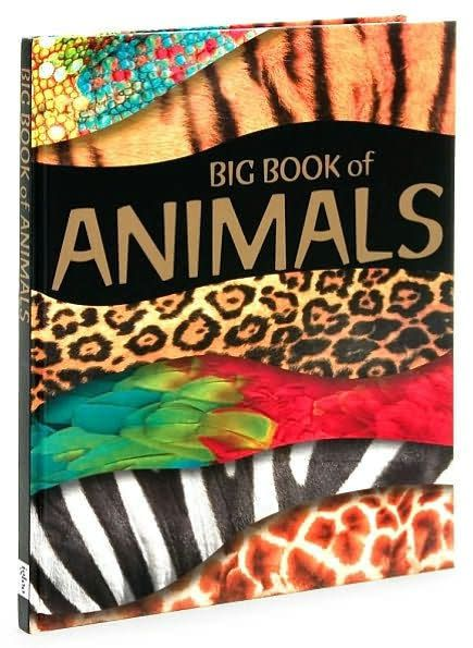 books for less Big Book Of Animals