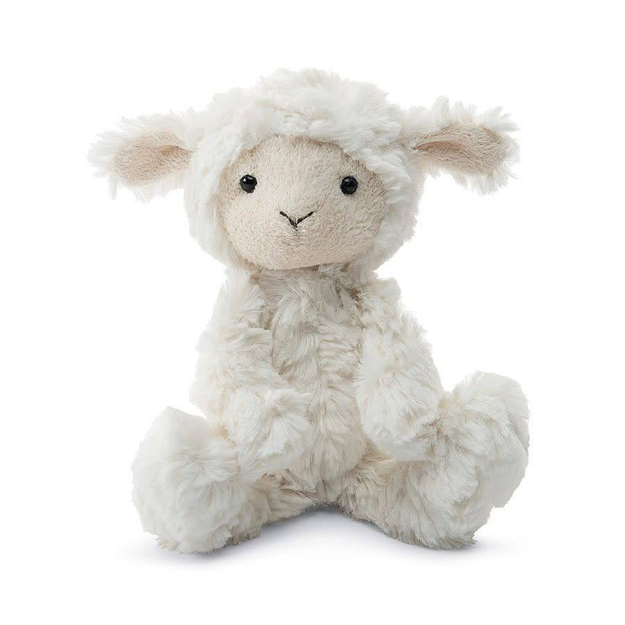"""Squiggle Lamb 9"""" by Jellycat"""