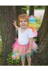 Rainbow, Tutu Wings & Wand Set