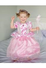 Royal Pretty Pink Princess Dress (2-3)