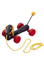Dachshund Pull-Along Toy by BRIO