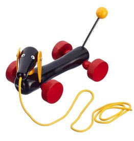 Dachsund Pull-Along  Toy by BRIO