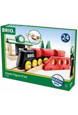 Classic Figure 8 Train Set by BRIO