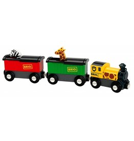 Safari Train by BRIO