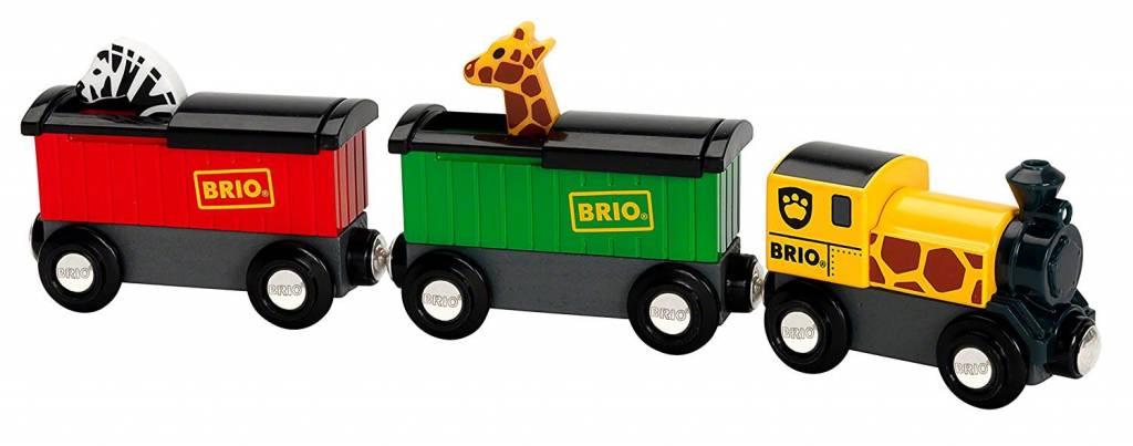 Safari Train by BRIO