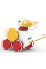 Duck Pull-Along Toy by BRIO