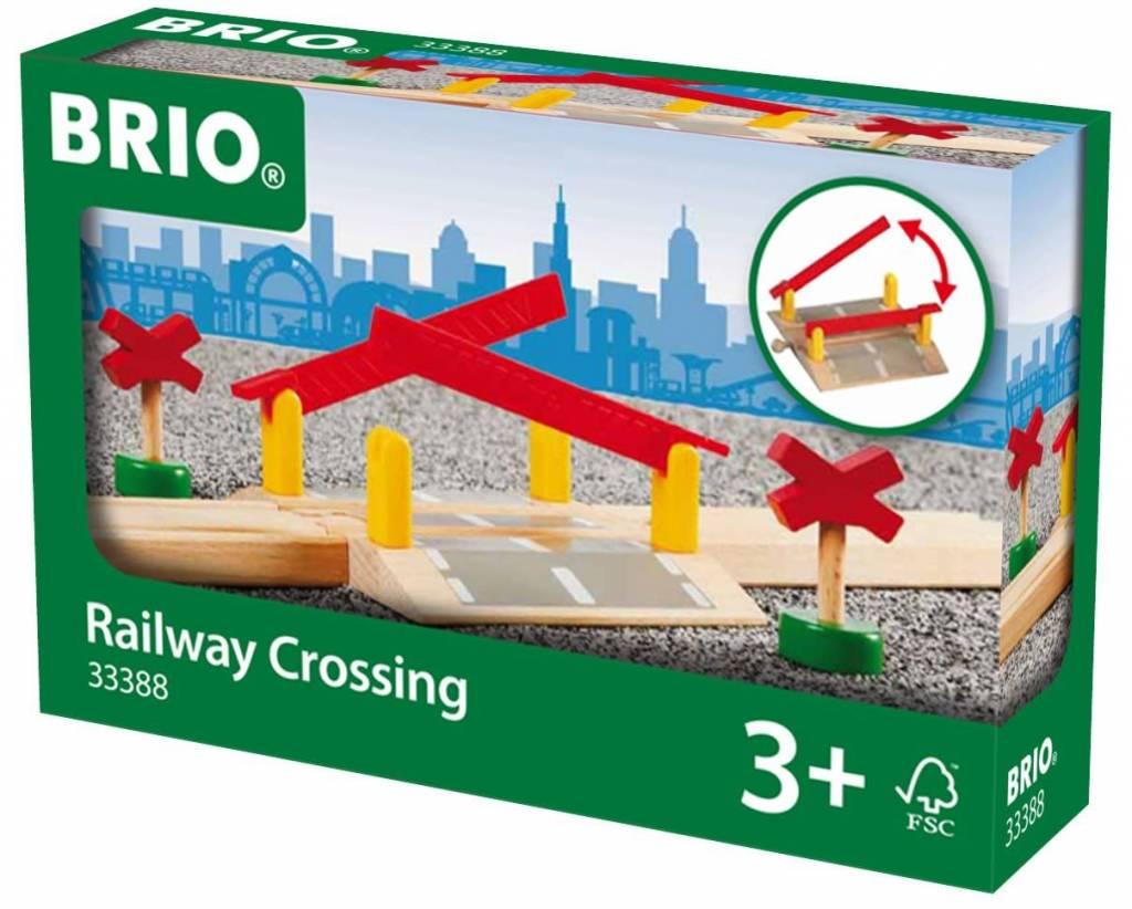 Railway Crossing by BRIO