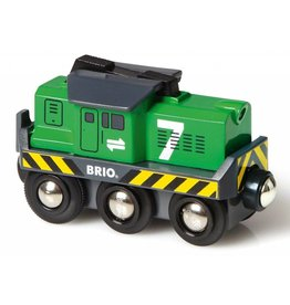 Freight Battery Engine by BRIO