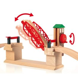 Lifting Bridge by BRIO