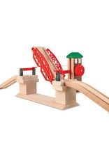 Lifting Bridge by BRIO