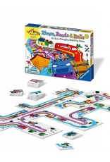 Rivers, Roads & Rails Game by Ravensburger