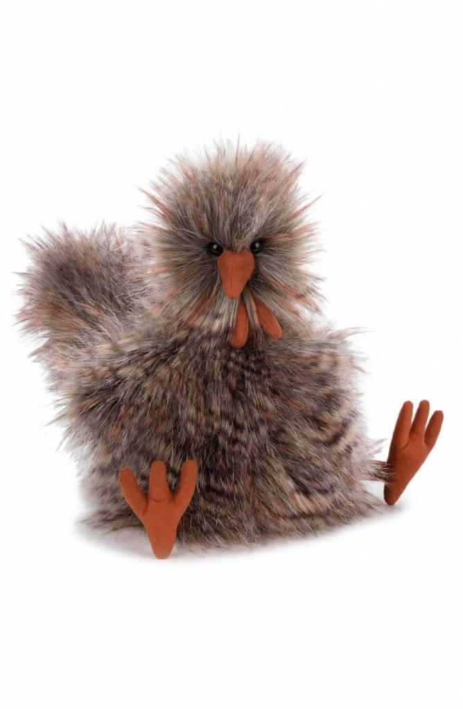 "Orpie Chicken 13"" by Jellycat"