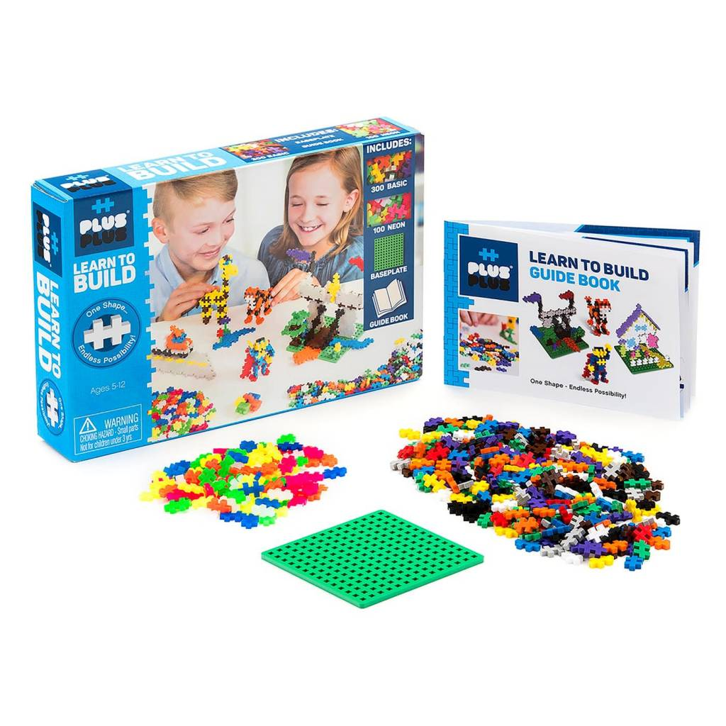 Learn to Build Basic Set by Plus-Plus
