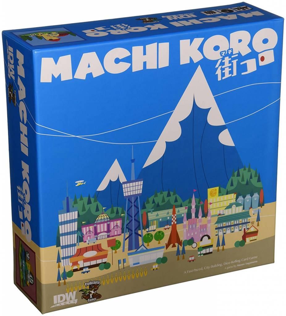 Machi Koro by IDW Games