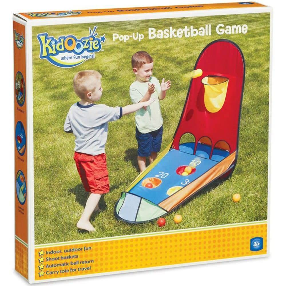 Pop-Up Basketball Game by Kidoozie