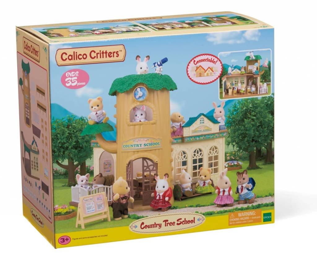 Country Tree School by Calico Critters