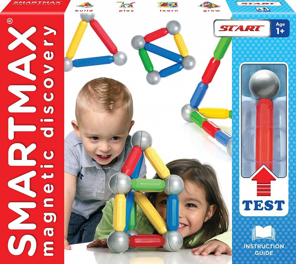 Magnetic Discovery Start by SmartMax