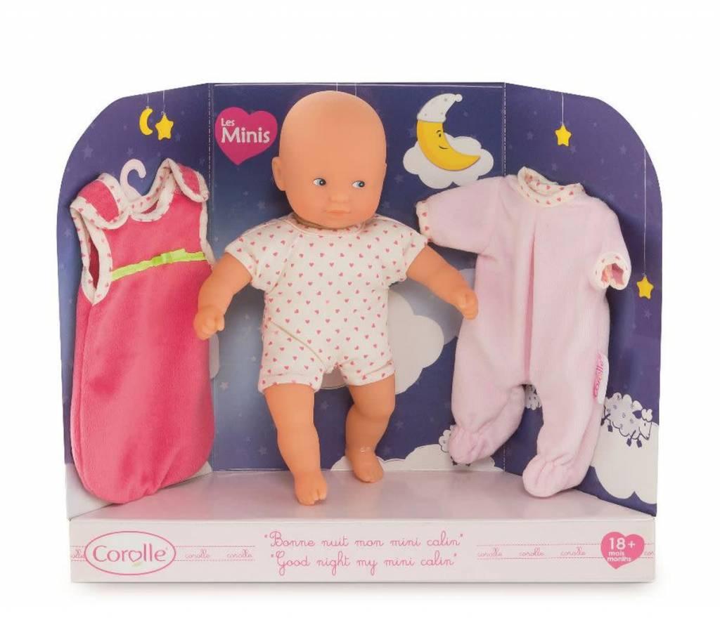 "Good Night My Mini Calin 8"" Doll by Corolle"