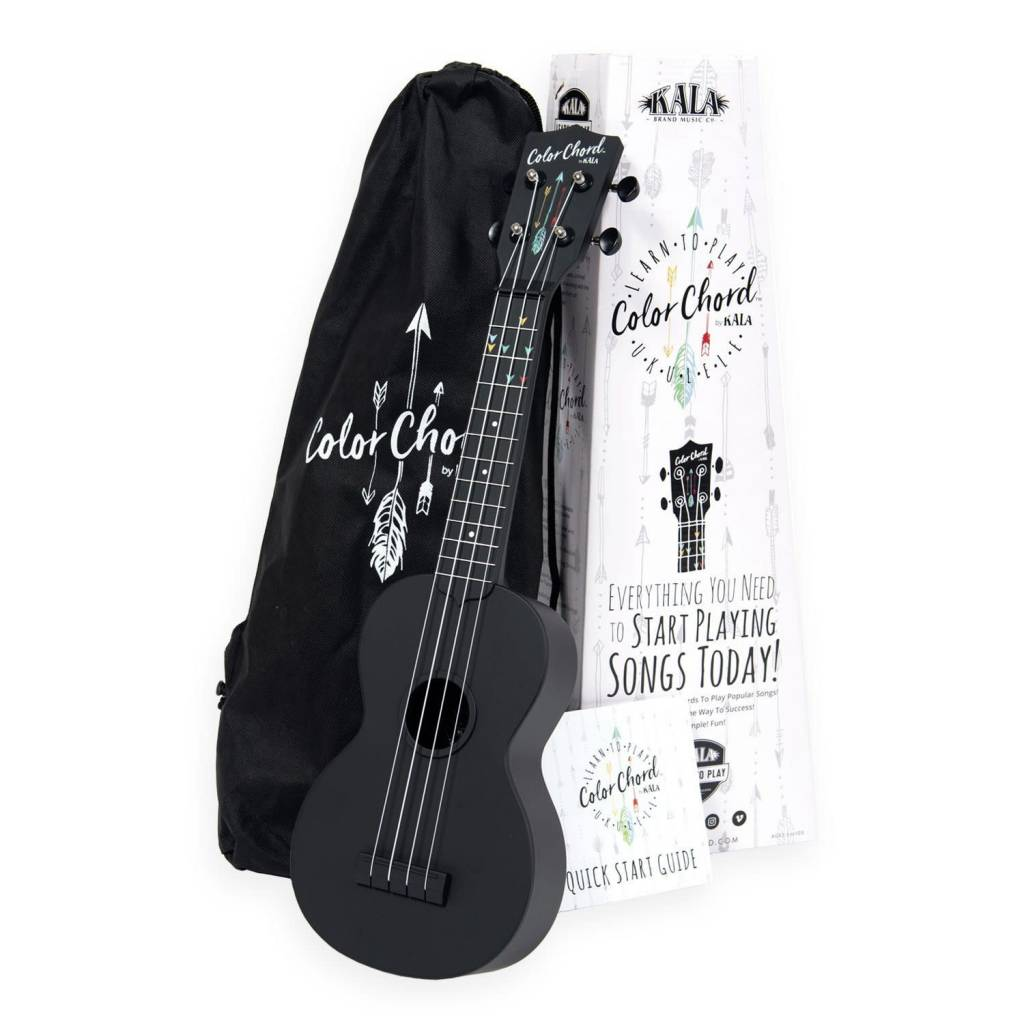 Ukulele Learn To Play Color Chord Fundamentally Toys