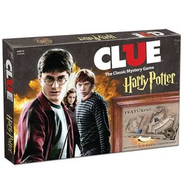 Harry Potter Clue Game by USAoply