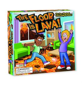 Floor is Lava Game by Endless Games