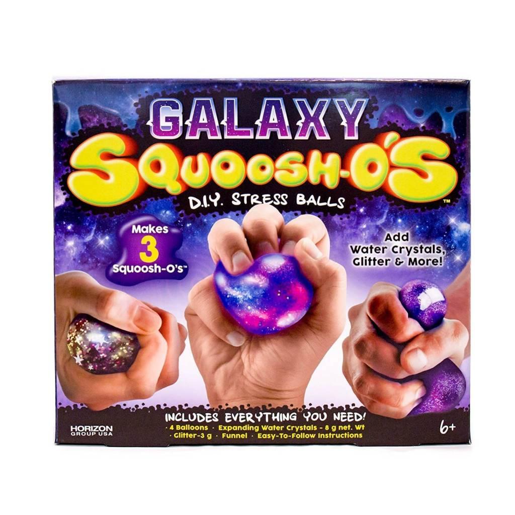 Squoosh-O's Kits - Jelly, Galaxy or Neon