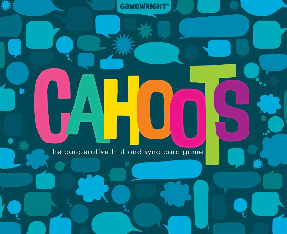 Gamewright Cahoots by Gamewright