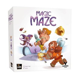Magic Maze by Sit Down Games