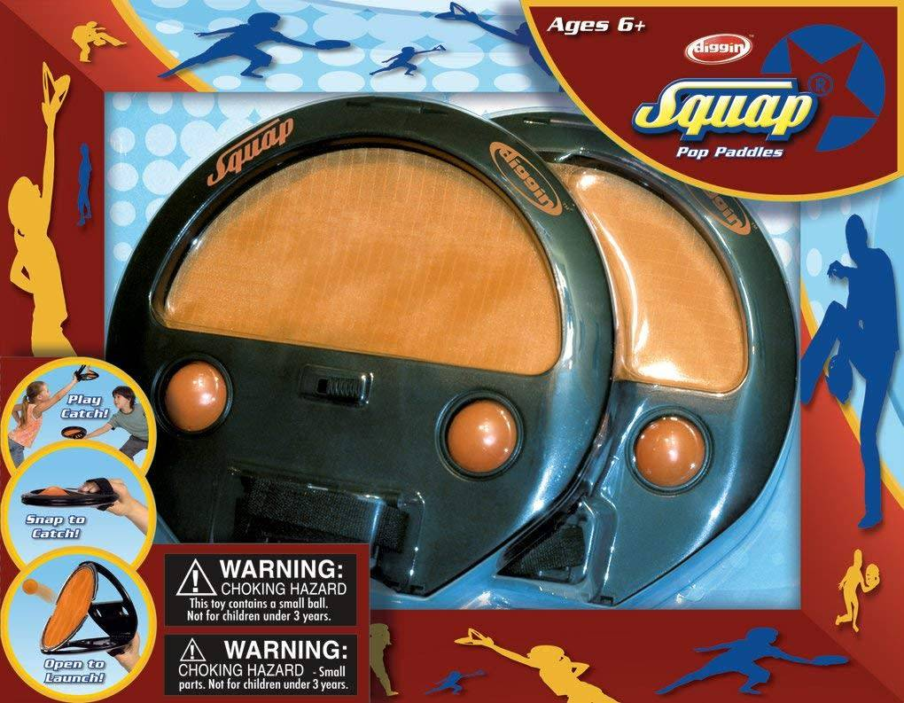 Squap Pop Paddles by Diggin
