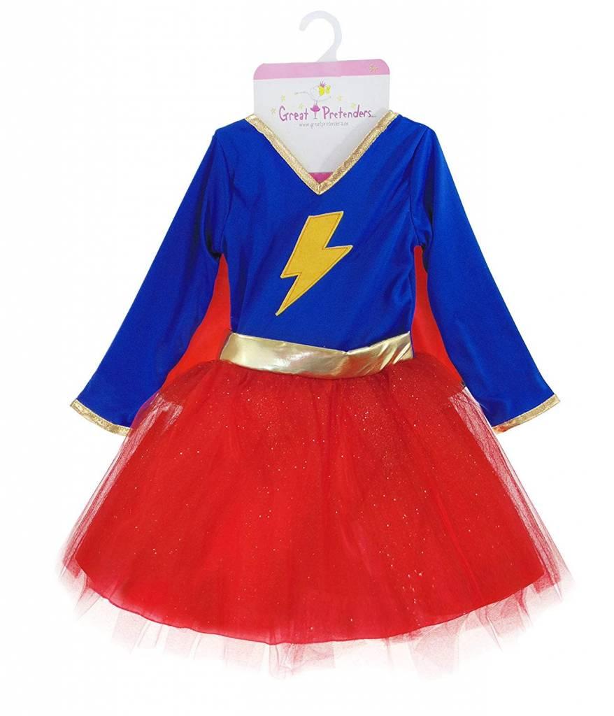 Lightning Quick Adventure Chick  Costume