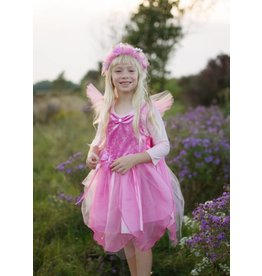 Forest Fairy Tunic in Pink