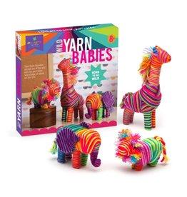Wild Yarn Babies Kit by Craft-tastic