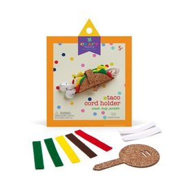 DIY Taco Cord Holder Kit by Craft-tastic
