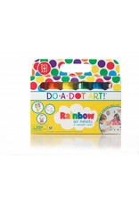 Do A Dot Do-A-Dot 6- Art Pack Rainbow Markers
