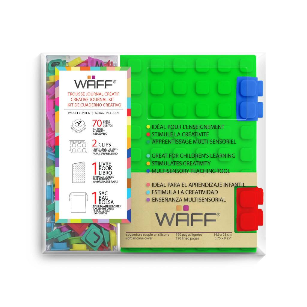 WAFF WAFF Combo Journal - Medium